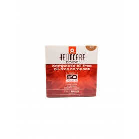 heliocare compacto spf 50 oil free light 10 g