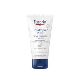 eucerin urearepair plus crema de manos 75 ml