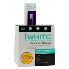 i-white kit blanqueador manchas oscuras 10 moldes