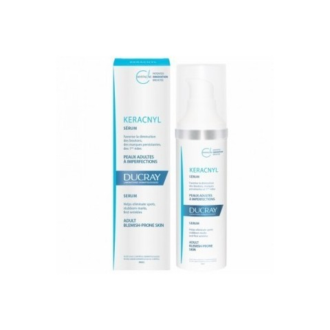 keracnyl serum ducray 30 ml