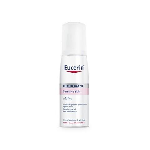 eucerin desodrante piel sensible ph 5 spray 75 ml