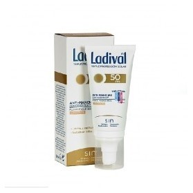 Ladival Antimanchas Fluido Toque Seco SPF 50 50ml