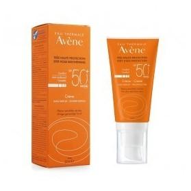 Avene Crema SPF50 Muy alta Protección 50ml