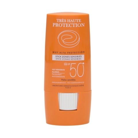 Avene Stick Protección Zonas sensible SPF50 8g
