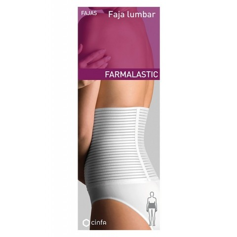 farmalastic faja lumbar talla 4
