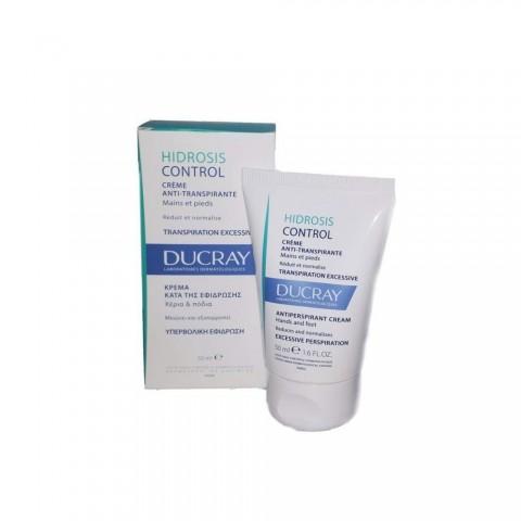 hidrosis control anti transpirable crema pies y manos 50 ml