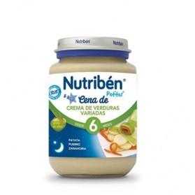 Nutriben Crema de Verduras Potito Junior 200 g