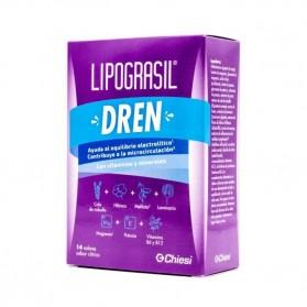 Lipograsil Dren 14 sobres