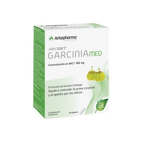 Arcodiet Garcinia Med 90 cápsulas