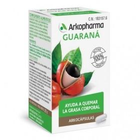 Arkopharma Guaraná 40 cápsulas