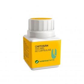 Chitosán Botanicapharma 400 mg 60 cápsulas