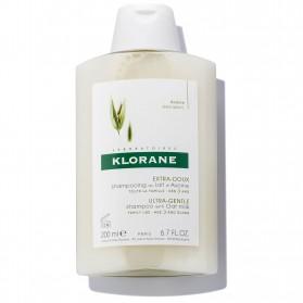 Klorane Champú a la leche de Avena 200 ml