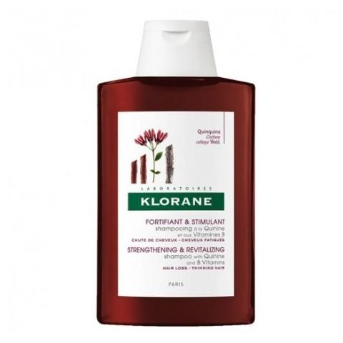 Klorane champú a la quinina con vitamina B 200 ml