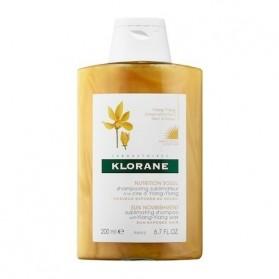 Klorane Champú a la Cera de Ylang 200 ml