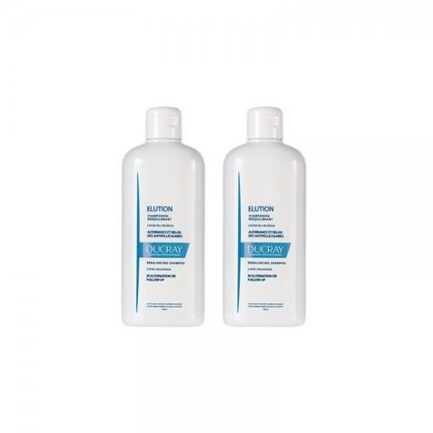 Duplo Champú Elución Tratante Dermoprotector 400 ml  40%