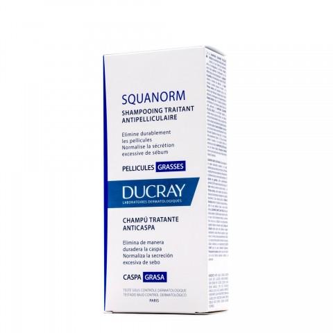 Champú tratante Anticaspa grasa Ducray 200 ml