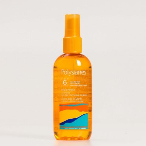 Polysianes aceite seco al monoÏ SPF 6 150ml