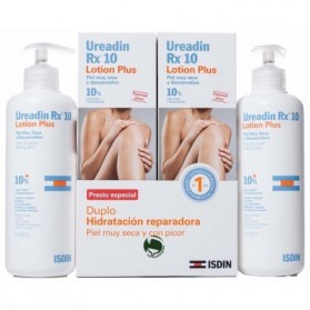 Duplo Ureadin Rx 10 Lotion Plus 2x400 ml