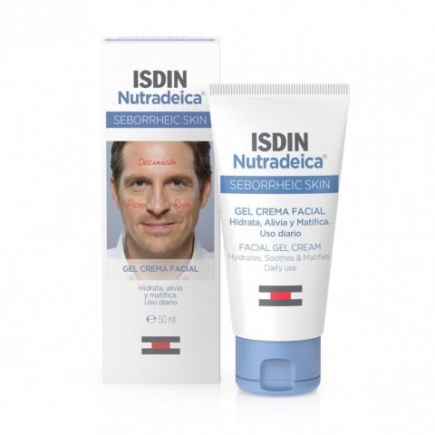 Isdin Nutradeica facial piel seborreica 50 ml