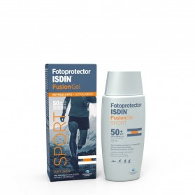 fotoprotector isdin spf 50 fusion gel body 100 ml