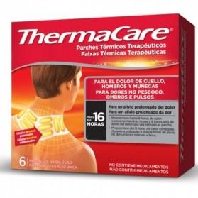Parches de color Thermacare para cuello, hombros y muñeca