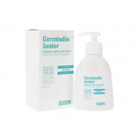 Germisdin junior gel higiene íntima de inicio 200 ml