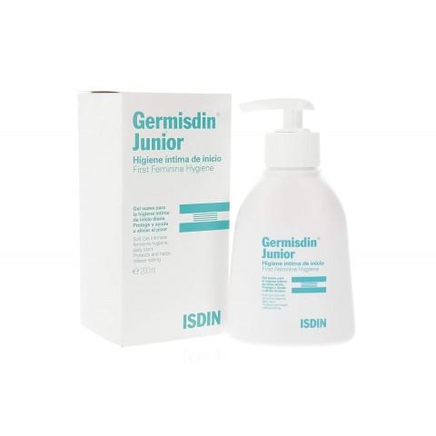 Germisdin junior gel higiene íntima de inicio 200 ml
