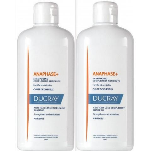 Duplo Champú Anaphase+ anticaida 2x400ml