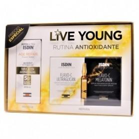Isdin Live Young Rutina Antioxidante