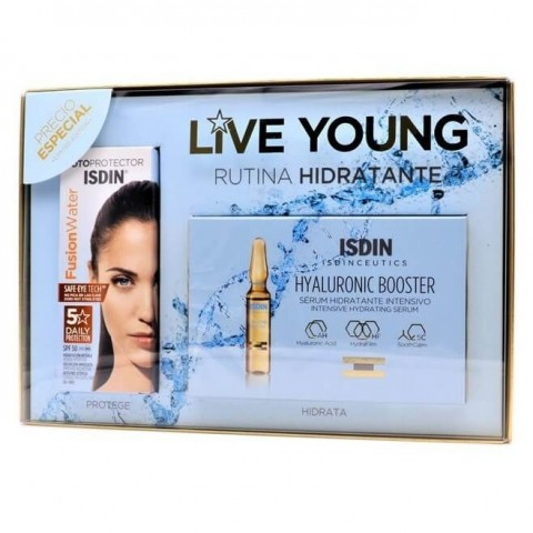 Isdin Live Young Rutina Hidratante