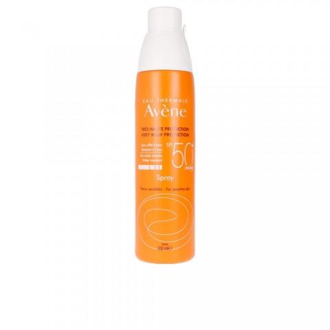 Avene SPF 50 spray muy alta protección 200 ml