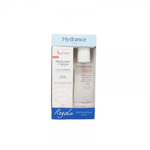 Pack Avene Hydrance UV-Ligera + loción micelar