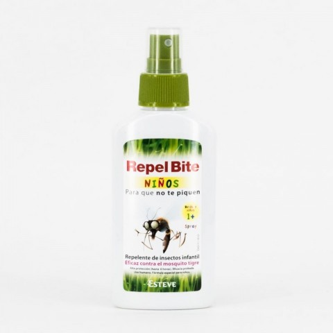 Repel Bite Niños Repelente de Insectos 100 ml