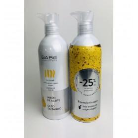 Babe Duplo Jabón de Aceite 2x500 ml