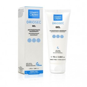 Martiderm Driosec Gel Antitranspirante 75 ml