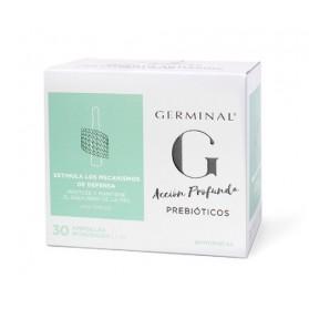 Germinal Acción Profunda Prebióticos 30 ampollas