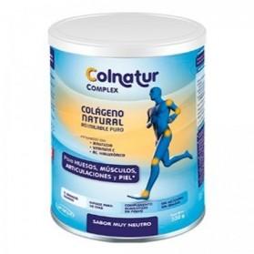 Colnatur Complex Colágeno Natural 330 g sabor neutro.
