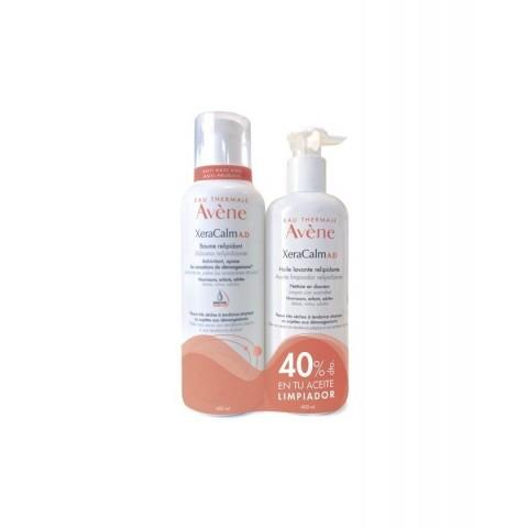 Avene Xeracalm AD Bálsamo + Aceite Limpiador