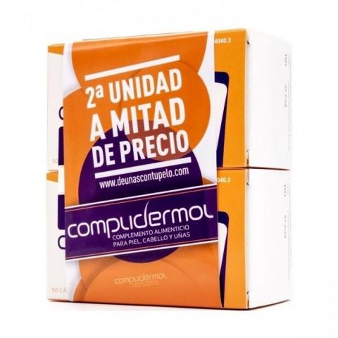Pack Complidermol duplo 2x50 cápsulas