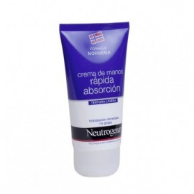 neutrogena crema de manos de rapida absorcion 75 ml