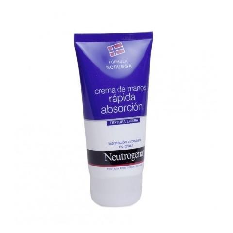 neutrogena crema de manos de rapida absorcion 75 ml