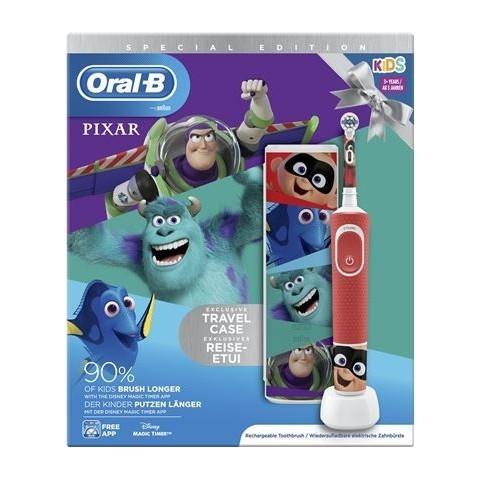 Oral B Infantil Cepillo Eléctrico Pixar