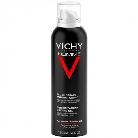 Vichy Gel de Afeitado Anti-Irritaciones 150 ml