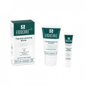 Endocare Lipocutane Duo Crema 50ml y Bálsamo Labial 10 ml