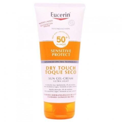 Eucerin Sensitive Protect  FPS 50+ Toque Seco