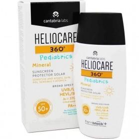 Heliocare 360º Pediatrico Mineral SPF 50+
