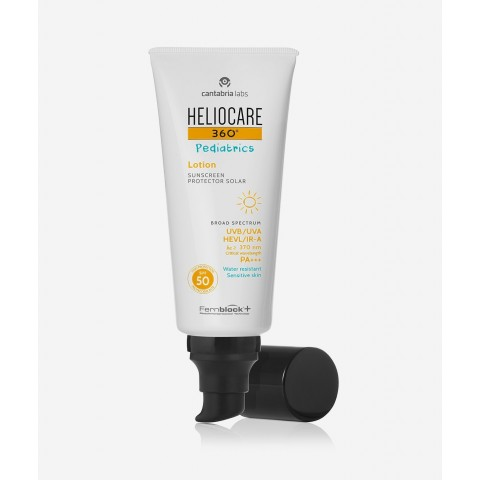 Heliocare 360º Pediatrics Lotion 200ml SPF 50 Water Resistant