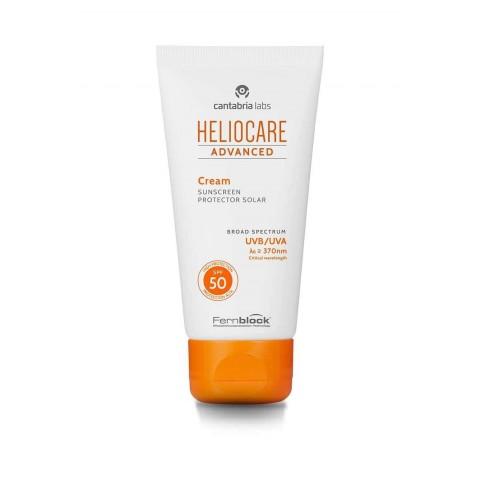 Heliocare Advanced Cream Protector Solar Facial SPF 50
