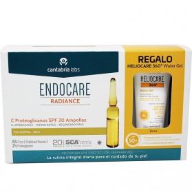 Endocare c proteoglicanos SPF 30 ampollas
