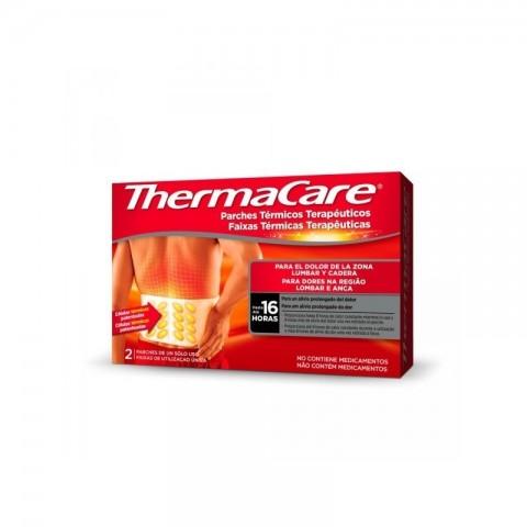 Thermacare Parches Calor zona Lumbar y Cadera 2 unidades